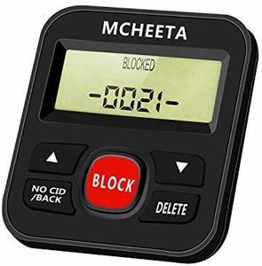 15 Call Blocker for Landline Phones