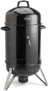 2. Cuisinart COS-118 Vertical 18-Inch Vehicle Charcoal Smoker