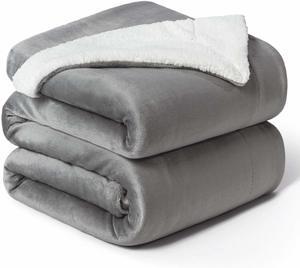 3 Bedsure Sherpa Fleece Blanket