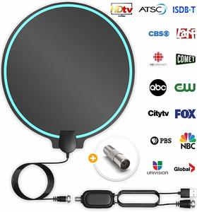 #3. All-New 2020 HDTV Digital Indoor Antenna 4K HD…