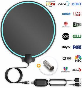 #3. All-New 2020 HDTV Digital Indoor Antenna 4K HD…