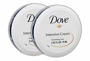#1 Dove Nourishing Care Intensive-Cream