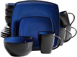 1. Gibson Soho Lounge Dinnerware sets