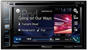 1. Pioneer AVH-X2800BS In-Dash DVD Receiver Touch Screen Radio