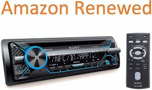 1. Sony MEX-N4200BT Single-Din Car Stereo Receiver