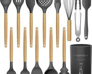 Top 12 Best Silicone Cooking Utensils in 2020 Reviews