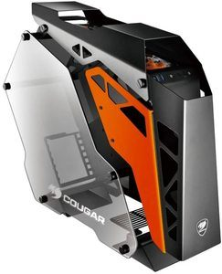 12. KEDIERS ATX Open Gaming Computer Case with 2 Tempered Glass