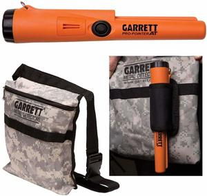 3. Garrett AT Metal Detector Waterproof ProPointer