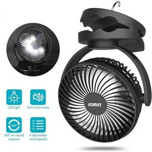3. JOMST Portable Camping Fan LED Lantern