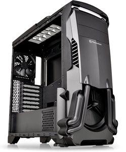 3. Thermaltake Versa N24 Black ATX Mid Tower Gaming Computer Case