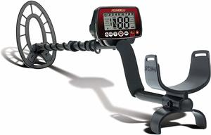 4. Fisher F44 Metal Detector