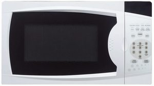 4. Magic Chef MCM770W 0.7 Cu. Ft. Countertop Microwave