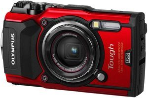4. Olympus TG-5 Waterproof Camera with 3-Inch LCD