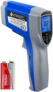 5. Etekcity 1022 Digital Laser Infrared Thermometer Temperature Gun