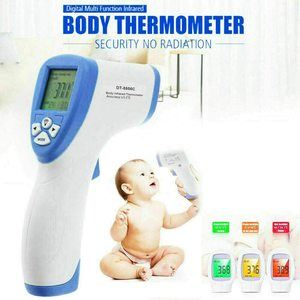 6. Digital Infrared Forehead Thermometer