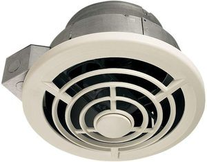 7. Broan-NuTone 8210 8 Vertical Discharge and 7-Inch Round Duct Ceiling Fan