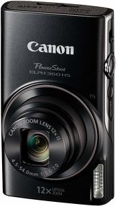 7. Canon PowerShot ELPH 360 Digital Camera
