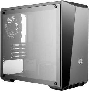 7. Cooler Master MasterBox Lite 3.1 TG mATX Case