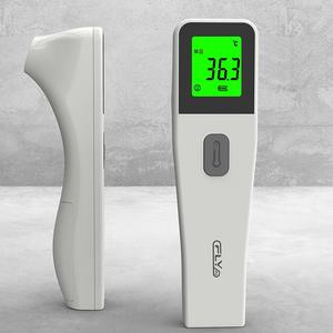 7. Forehead Thermometers, 4-in-1 Professional Precision Digital Thermometer with Fever Alarm