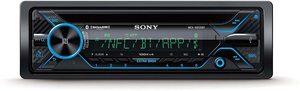 7. Sony MEX-XB120BT Single DIN Car Stereo