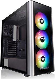 7. Thermaltake ARGB ATX Mid Tower Gaming Computer Case
