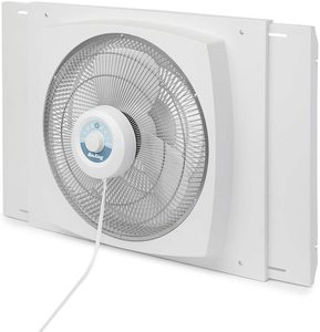 8. Air King 9155 Window Fan 16-Inch