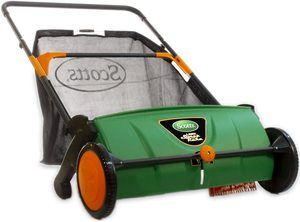 8. Scotts LSW70026S Push Lawn Sweeper