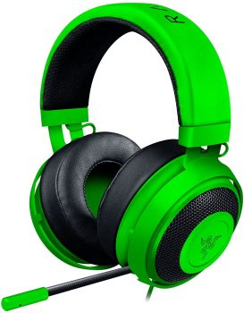 9 Razer Kraken Pro V2 Analog Gaming Headset with Retractable Microphone for PC