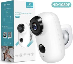 2. HeimVision HMD2 Wireless Rechargeable Battery-Powered Security Camera