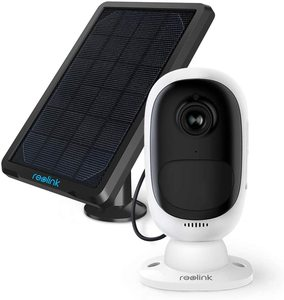 3. Reolink Outdoor Security Camera with Rechargeable Battery