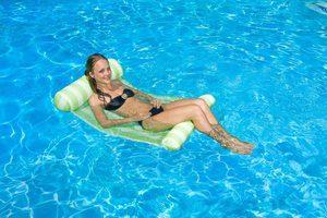 4. Poolmaster Swimming Pool Water Hammock Lounge