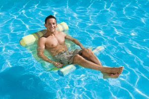 7. Poolmaster Water Hammock Swimming Pool Float Lounge