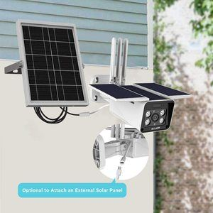 9. SOLIOM S90 Pro Outdoor Home Security Solar Battery Camera