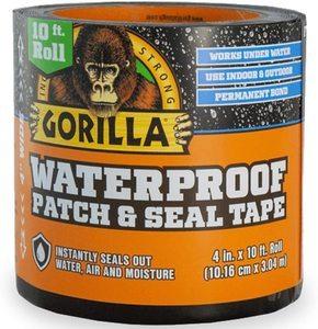 1. Gorilla Waterproof Patch & Seal Ta