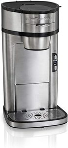 10. Hamilton Beach Scoop Single Serve Coffee Maker
