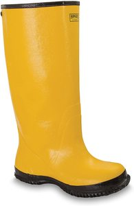 10. Ranger 1 Oversized Men's Rubber Overboots, Yellow