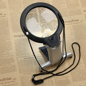 10. anice LED Magnifying Glass 2X 6X Reading Magnifier