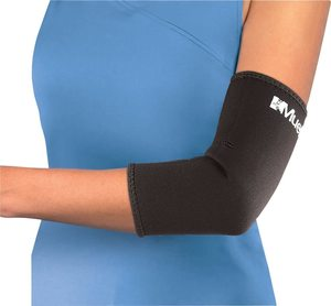 2. ELBOW SLEEVE NEOPRENE, BLACK
