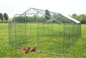 2. walsport Large Chicken Coop for Backyard Farm Outdoor