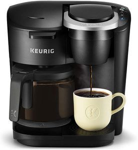 3. Keurig K-Duo Essentials Coffee Maker