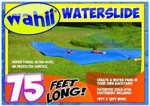 3. Wahii WaterSlide 75' x 12' - World's Biggest
