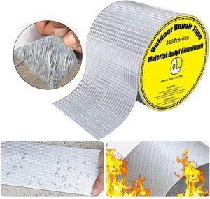 6. Outdoor Leak Repair Aluminum Butyl Tape
