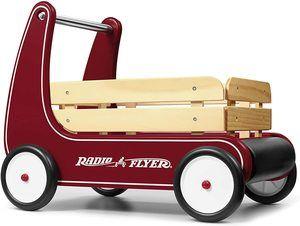 6. Radio Flyer Classic Walker Wagon