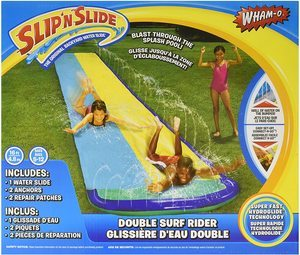 6. Wham-O Slip 'N Slide Surf Rider Double Sliding