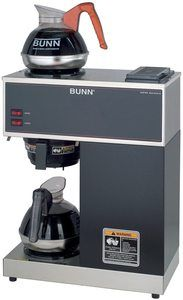 7. BUNN VPR-2EP 12-Cup Pourover Commercial Coffee Brewer
