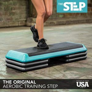8. The Step Original Aerobic Platform