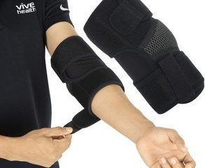 8. Vive Elbow Brace - Tennis Compression Sleeve