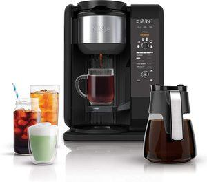 9. Ninja Hot and Cold Brewed System, Auto-iQ Tea and Coffee Maker
