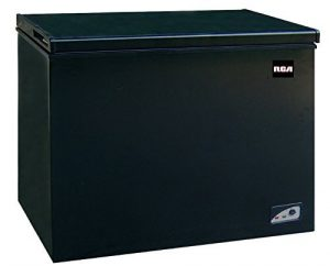 #1. 7.1 Cubic Foot Chest Freezer