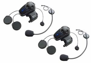 1. Sena SMH10-11 Motorcycle Bluetooth Headset
